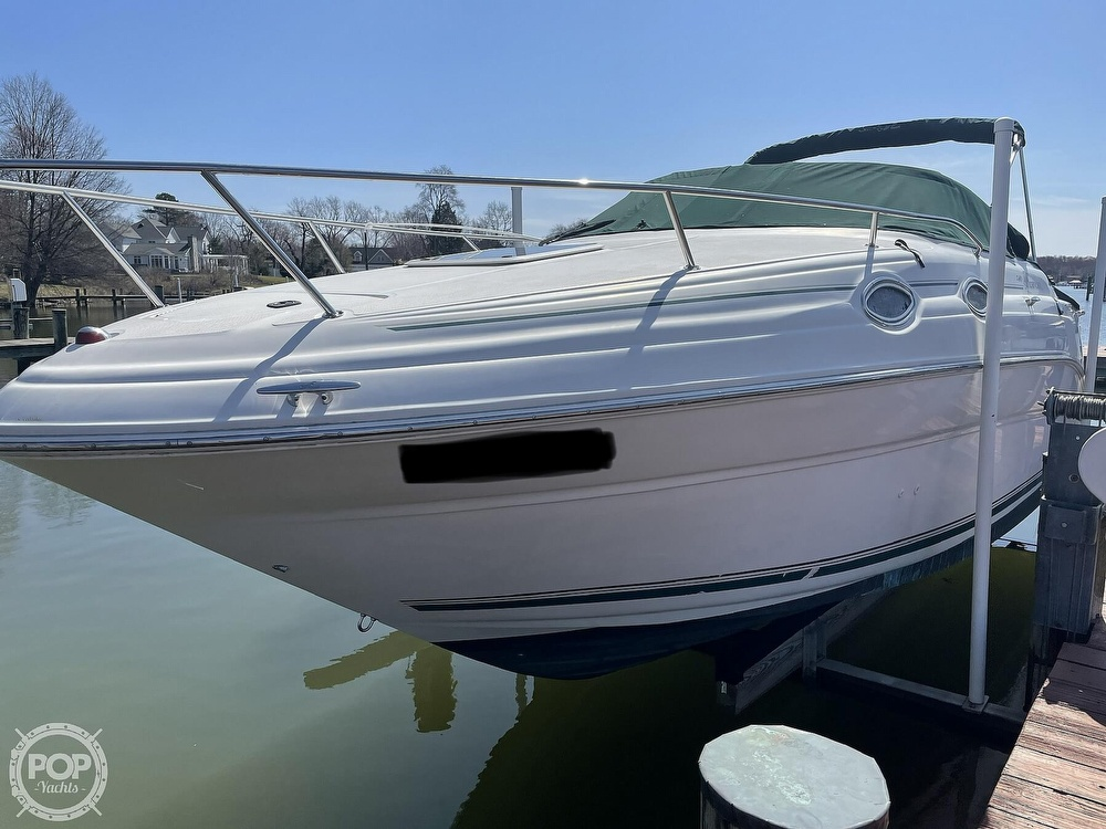 2001 Sea Ray boat for sale, model of the boat is 240 Sundancer & Image # 14 of 40