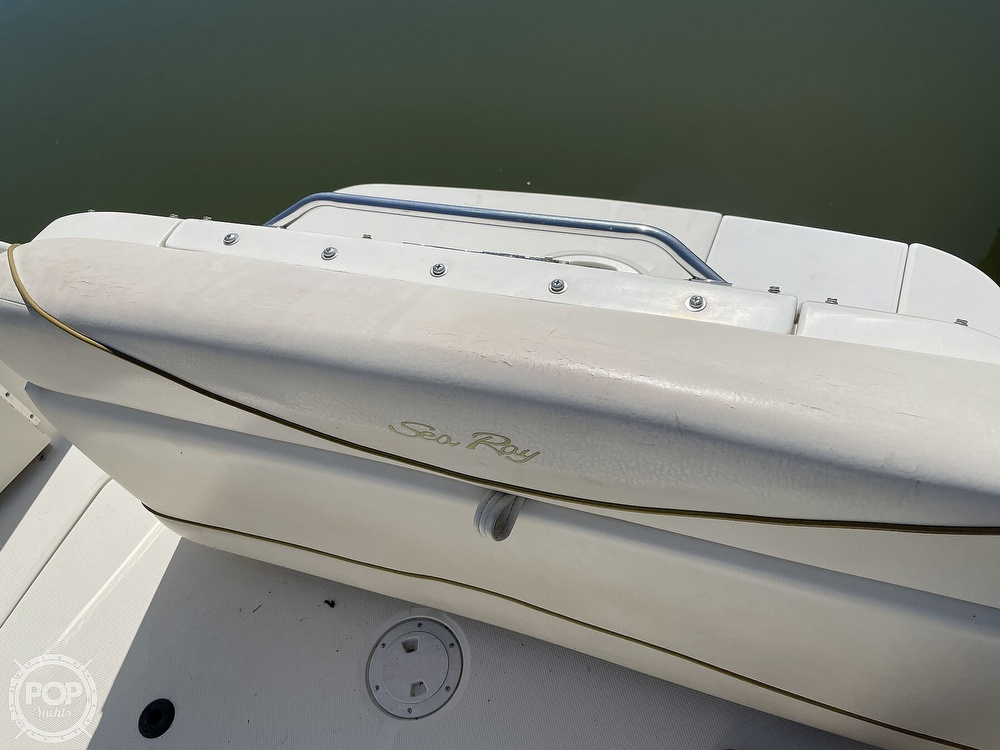 2001 Sea Ray boat for sale, model of the boat is 240 Sundancer & Image # 33 of 40