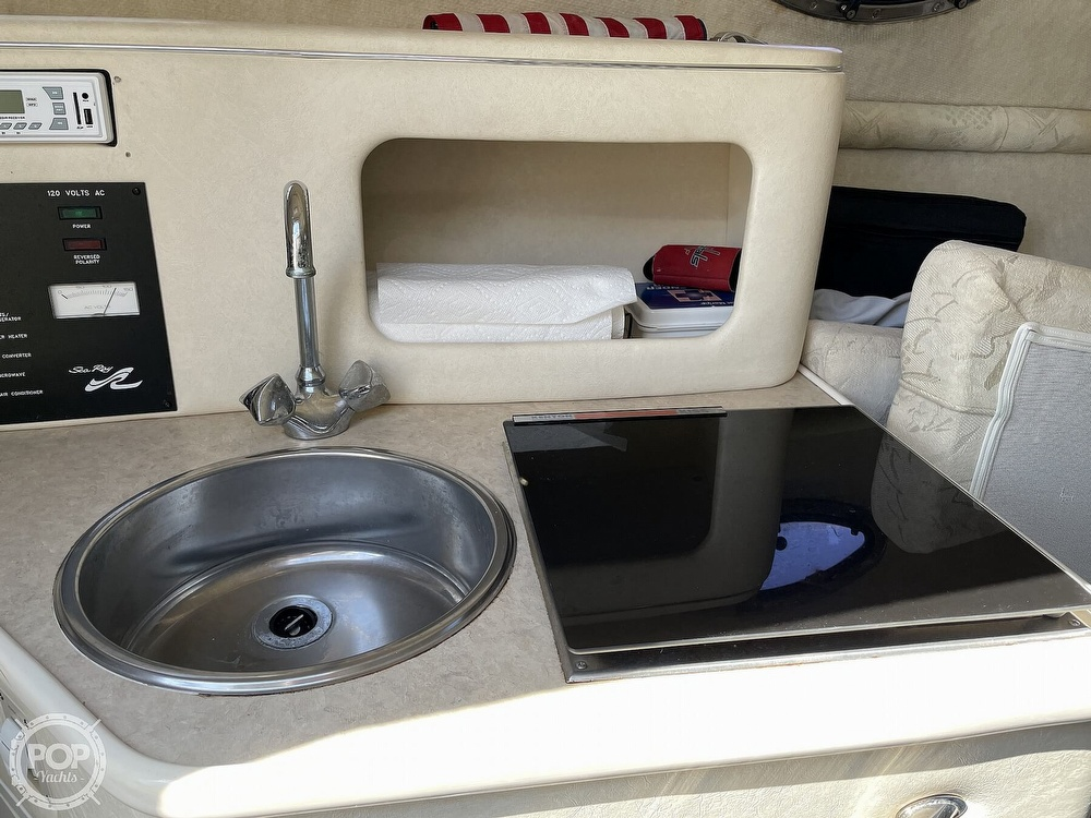 2001 Sea Ray boat for sale, model of the boat is 240 Sundancer & Image # 6 of 40