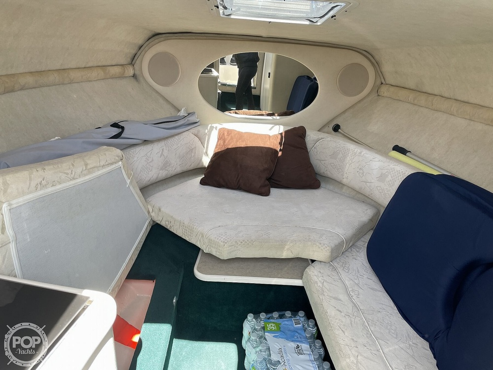2001 Sea Ray boat for sale, model of the boat is 240 Sundancer & Image # 5 of 40