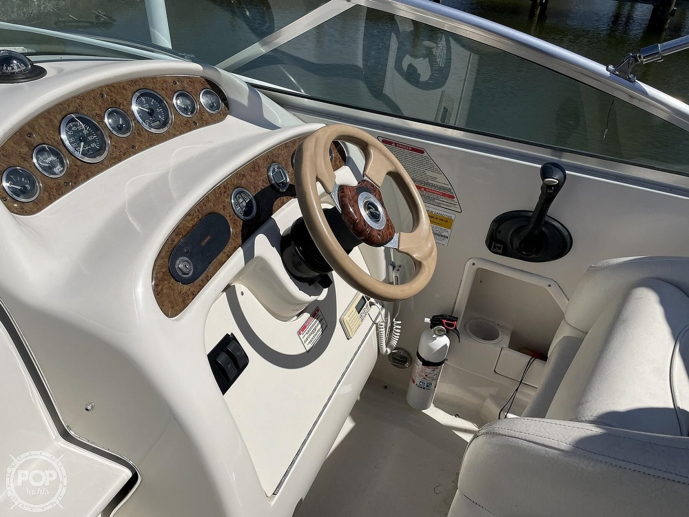 2001 Sea Ray boat for sale, model of the boat is 240 Sundancer & Image # 3 of 40