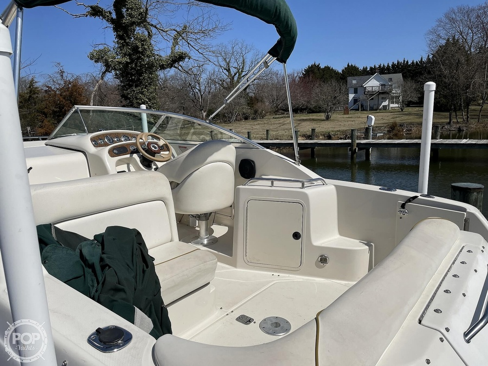 2001 Sea Ray boat for sale, model of the boat is 240 Sundancer & Image # 2 of 40