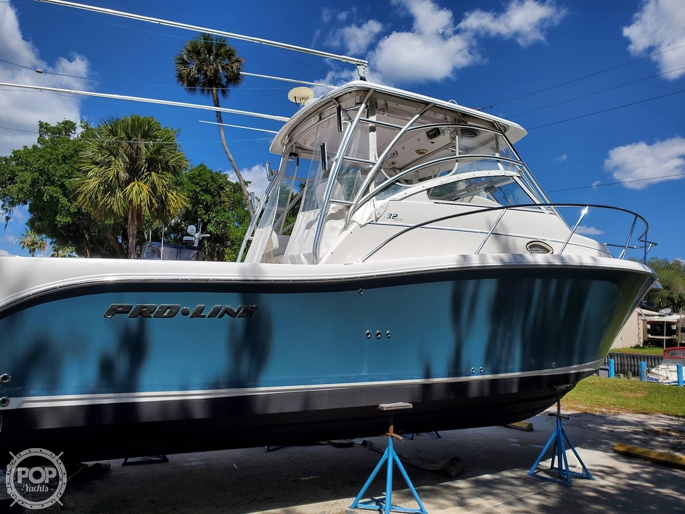 2007 Pro-Line boat for sale, model of the boat is 32 Express & Image # 8 of 40