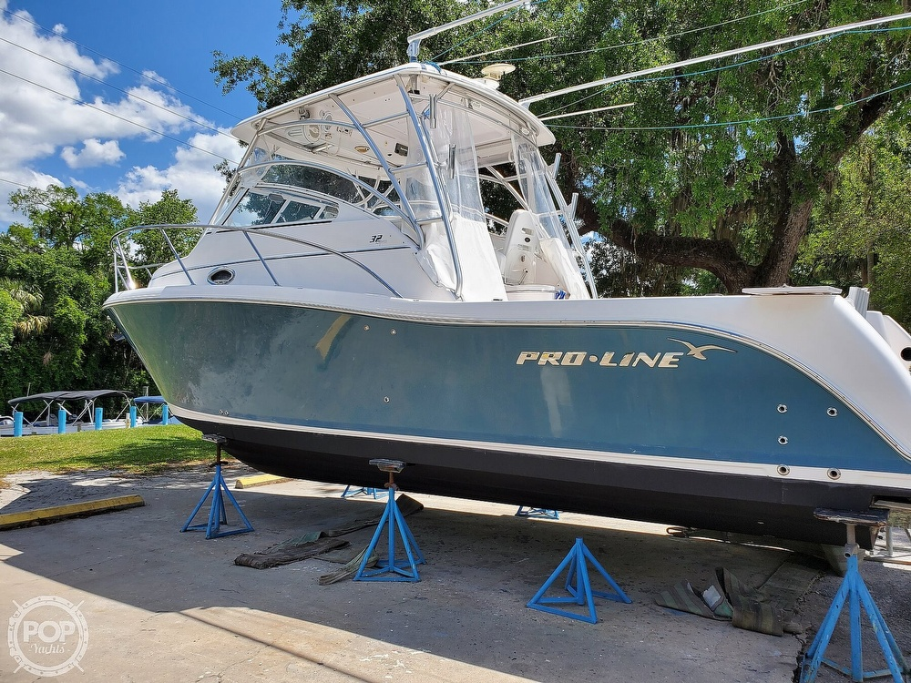 2007 Pro-Line boat for sale, model of the boat is 32 Express & Image # 3 of 40