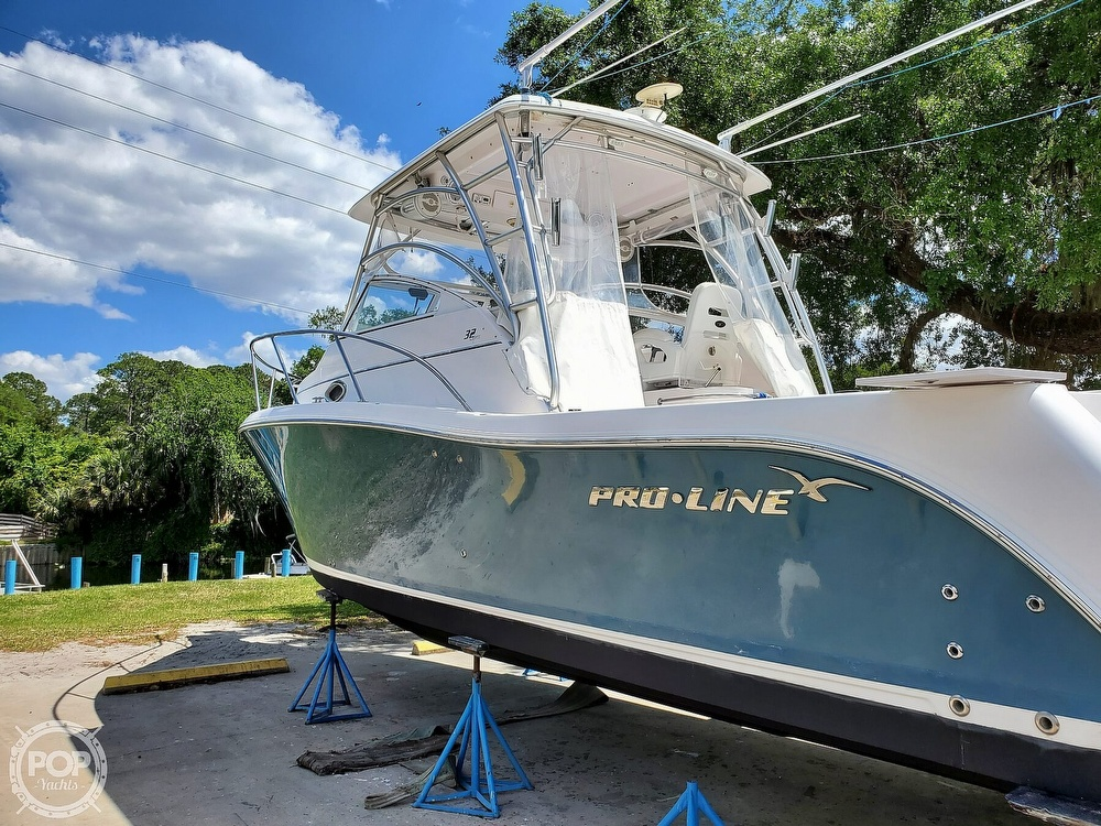 2007 Pro-Line boat for sale, model of the boat is 32 Express & Image # 9 of 40