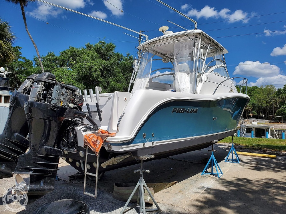 2007 Pro-Line boat for sale, model of the boat is 32 Express & Image # 10 of 40