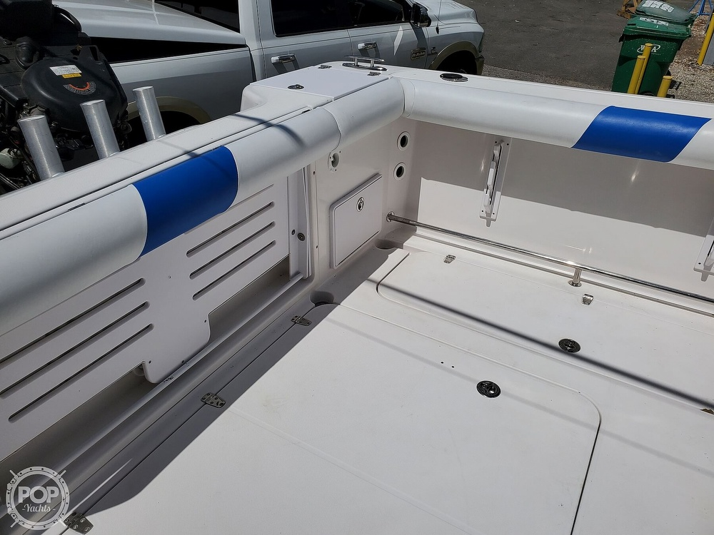 2007 Pro-Line boat for sale, model of the boat is 32 Express & Image # 38 of 40