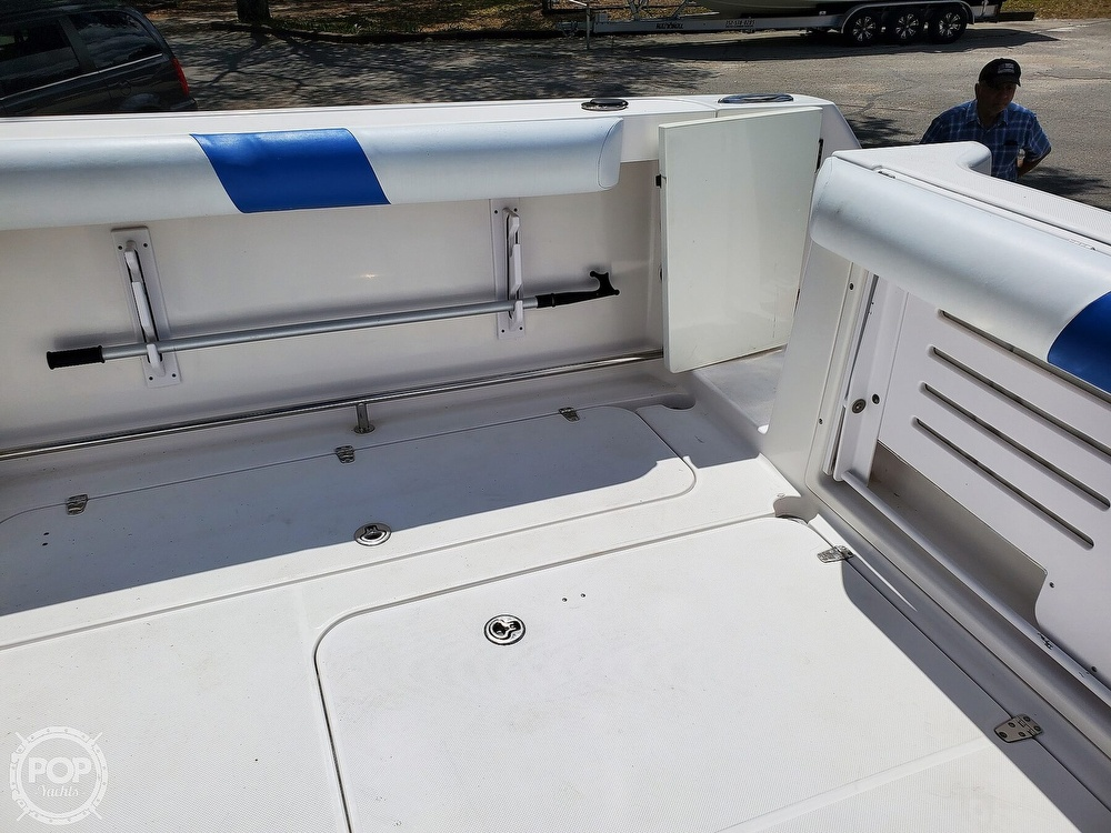 2007 Pro-Line boat for sale, model of the boat is 32 Express & Image # 40 of 40