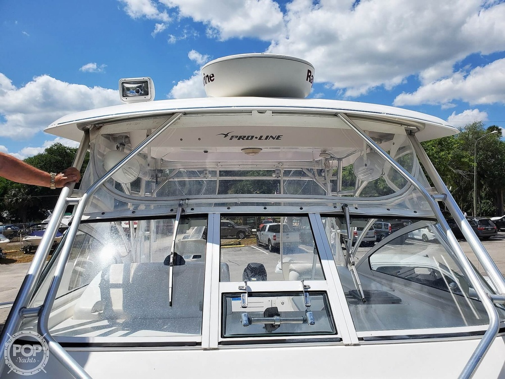 2007 Pro-Line boat for sale, model of the boat is 32 Express & Image # 7 of 40