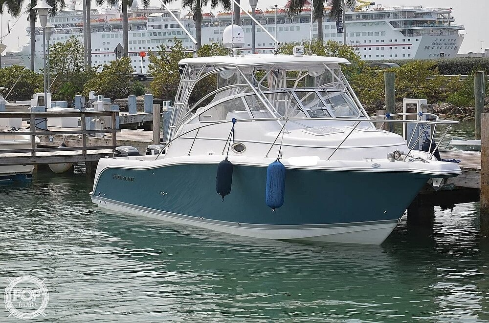 2007 Pro-Line boat for sale, model of the boat is 32 Express & Image # 5 of 40