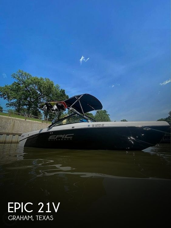 Used Epic Boats For Sale by owner | 2017 Epic 21v