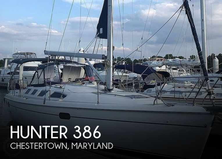 Used Sailboats For Sale in Maryland by owner | 2003 Hunter 386