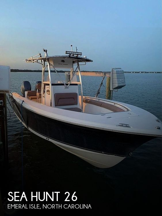 2009 Sea Hunt boat for sale, model of the boat is Gamefish 26 & Image # 1 of 40