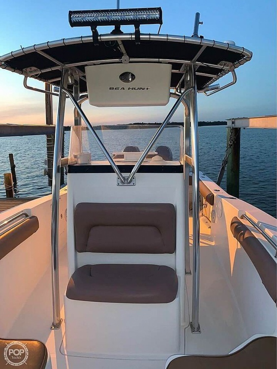 2009 Sea Hunt boat for sale, model of the boat is Gamefish 26 & Image # 3 of 40