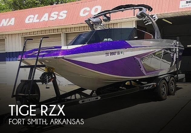 Used Boats For Sale in Fayetteville, Arkansas by owner | 2016 23 foot Tige Rzx