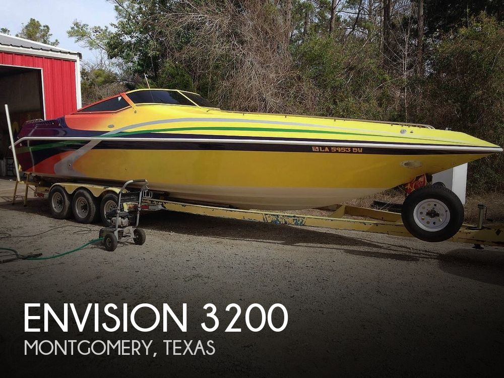 Used Envision Boats For Sale by owner | 1993 Envision Illusion 3200