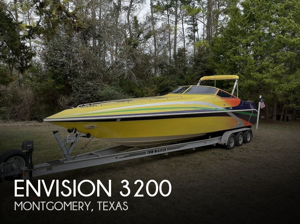 1993 Envision boat for sale, model of the boat is Illusion 3200 & Image # 1 of 40