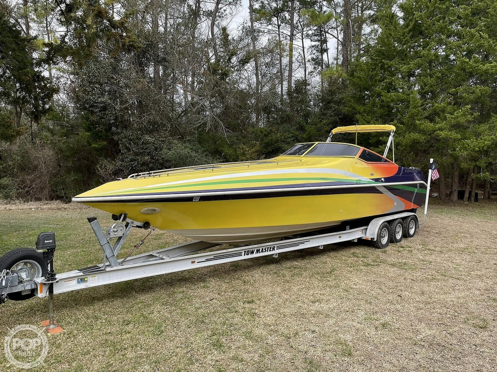 1993 Envision boat for sale, model of the boat is Illusion 3200 & Image # 6 of 40