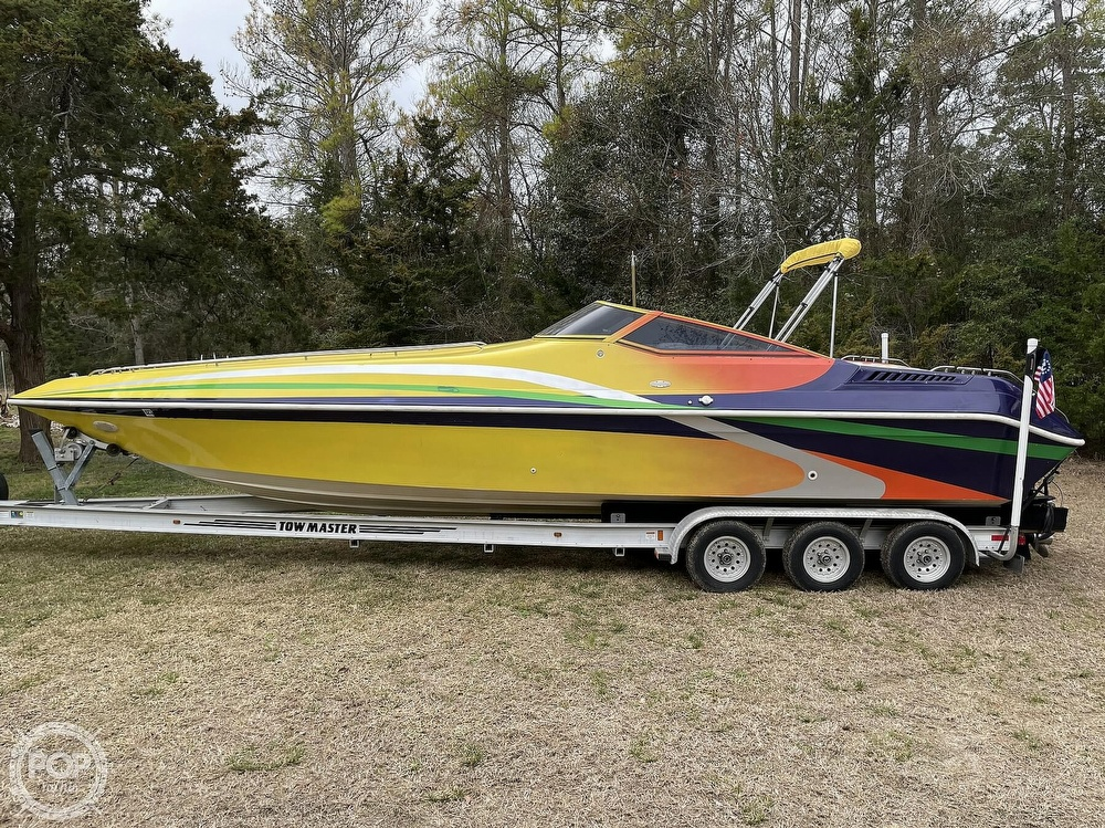 1993 Envision boat for sale, model of the boat is Illusion 3200 & Image # 7 of 40