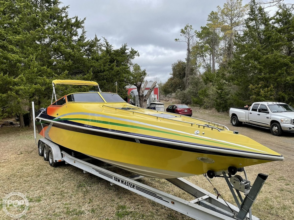1993 Envision boat for sale, model of the boat is Illusion 3200 & Image # 11 of 40