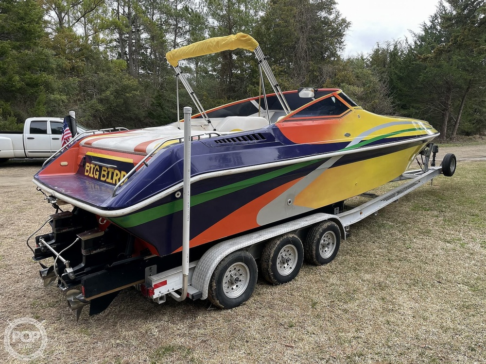 1993 Envision boat for sale, model of the boat is Illusion 3200 & Image # 13 of 40