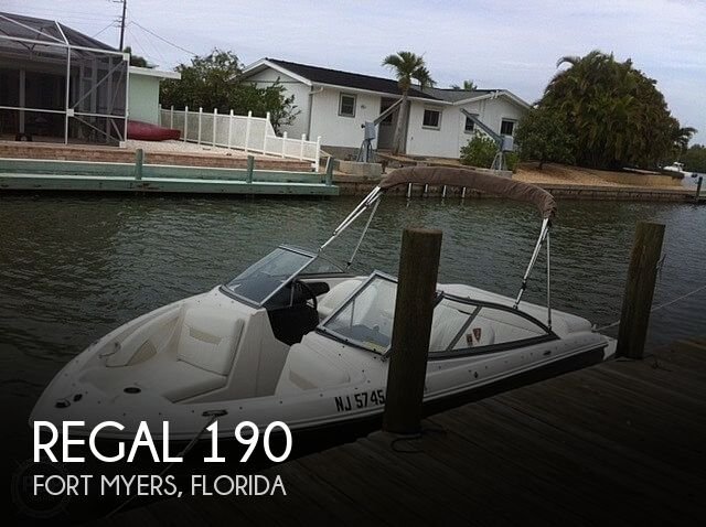 Used Regal 190 Boats For Sale by owner | 2009 Regal 190