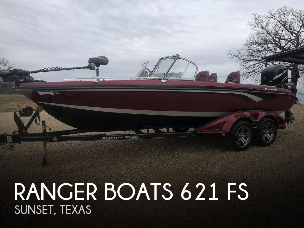 2018 Ranger Boats boat for sale, model of the boat is 621 FS & Image # 1 of 40