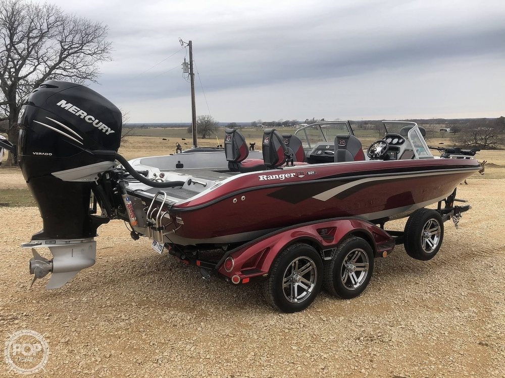 2018 Ranger Boats boat for sale, model of the boat is 621 FS & Image # 12 of 40