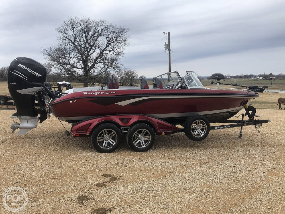 2018 Ranger Boats boat for sale, model of the boat is 621 FS & Image # 13 of 40
