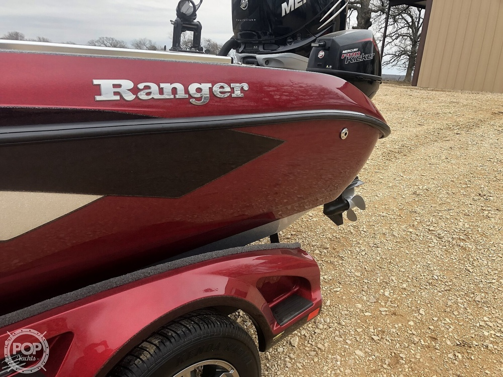 2018 Ranger Boats boat for sale, model of the boat is 621 FS & Image # 34 of 40