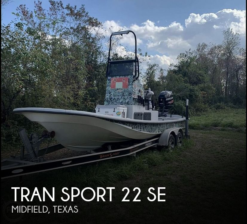Used Tran Sport Boats For Sale by owner | 2002 22 foot Tran Sport SE