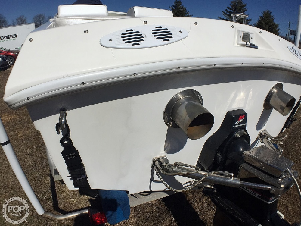 1993 Corsa boat for sale, model of the boat is 26 & Image # 21 of 40