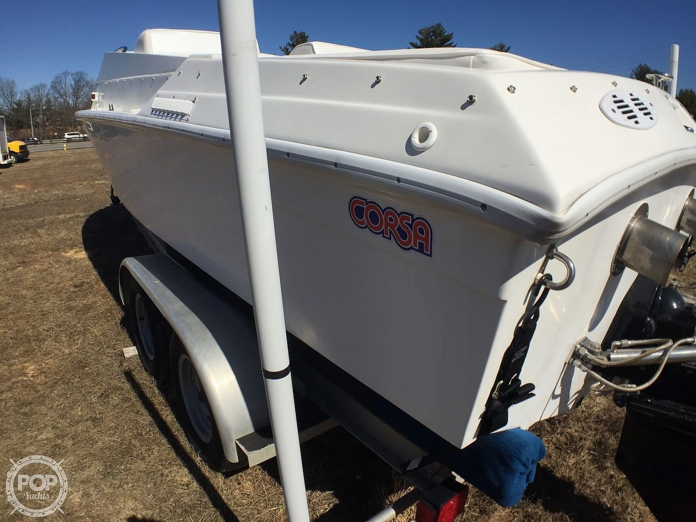 1993 Corsa boat for sale, model of the boat is 26 & Image # 28 of 40