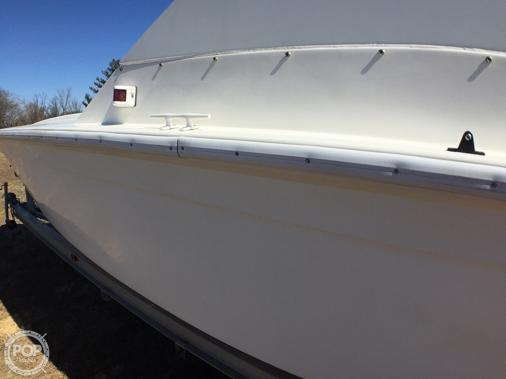 1993 Corsa boat for sale, model of the boat is 26 & Image # 31 of 40