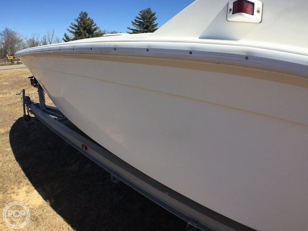 1993 Corsa boat for sale, model of the boat is 26 & Image # 32 of 40