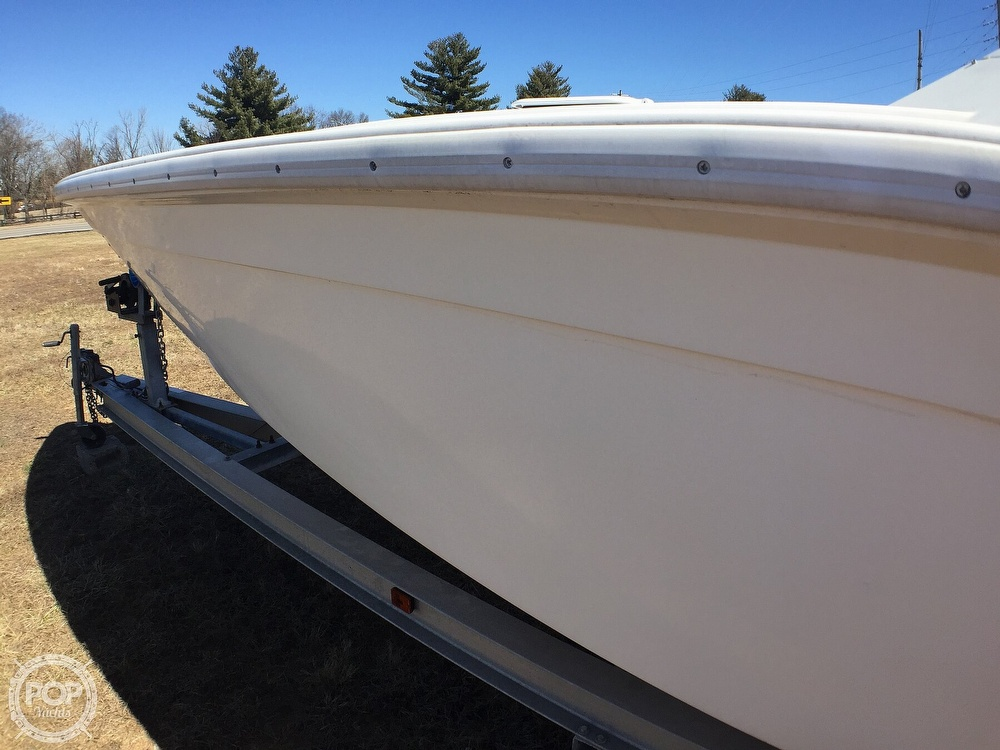 1993 Corsa boat for sale, model of the boat is 26 & Image # 33 of 40