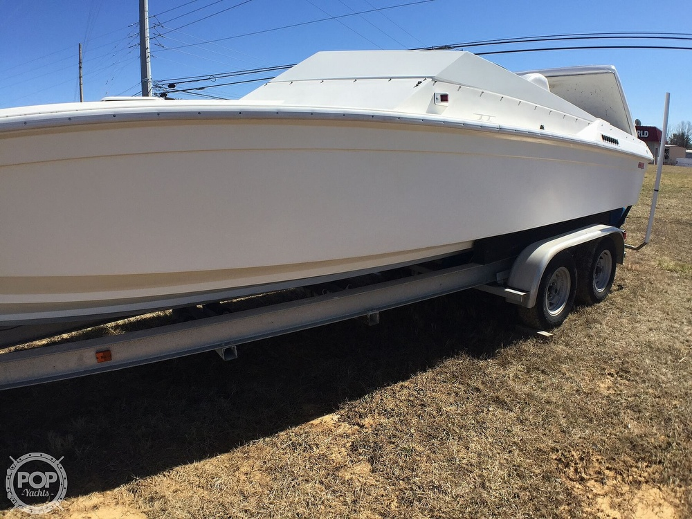 1993 Corsa boat for sale, model of the boat is 26 & Image # 9 of 40