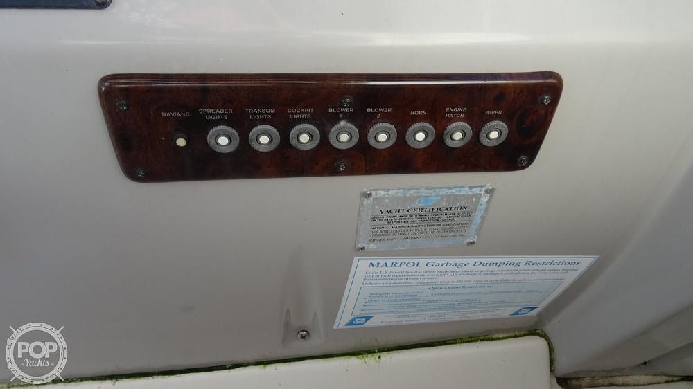 2002 Rinker boat for sale, model of the boat is 342 Fiesta Vee & Image # 39 of 40