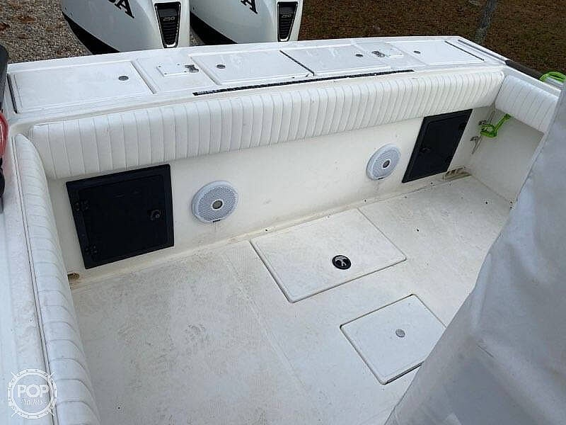 2000 Regulator Marine boat for sale, model of the boat is 26FS & Image # 33 of 40