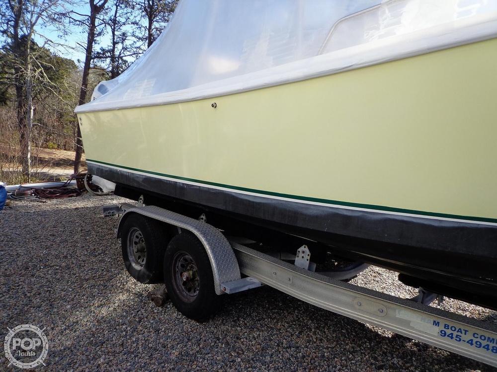 2000 Regulator Marine boat for sale, model of the boat is 26FS & Image # 37 of 40