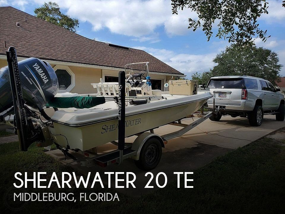 Used Shearwater Boats For Sale by owner | 2006 Shearwater 20 TE