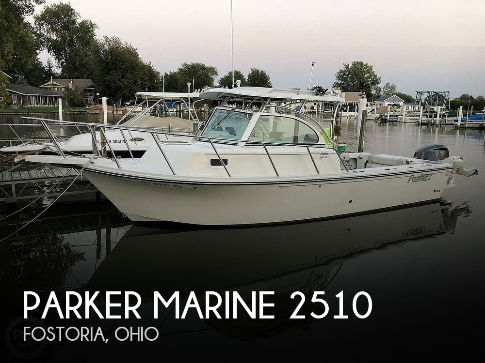 Used Boats For Sale in Toledo, Ohio by owner | 2016 Parker Marine 2510XL