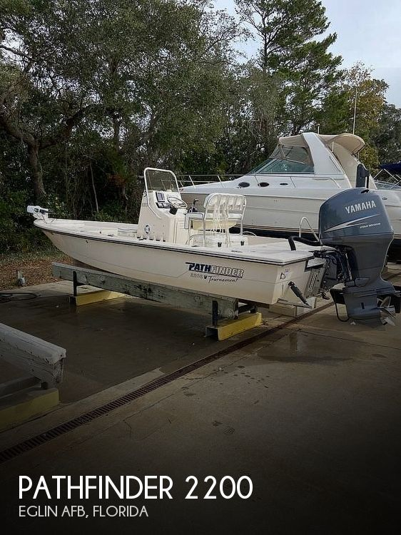 Used Pathfinder Boats For Sale by owner | 2006 Pathfinder 2200 Tournament