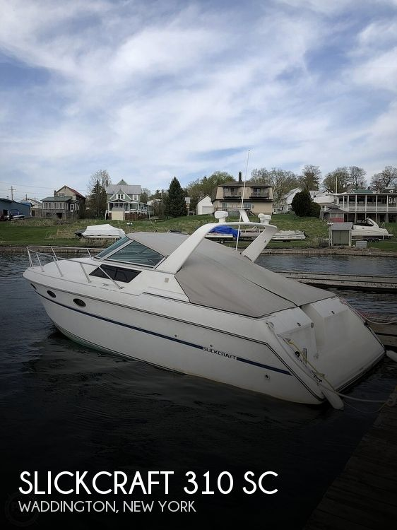 Used SLICKCRAFT Boats For Sale by owner | 1990 Slickcraft 310 SC