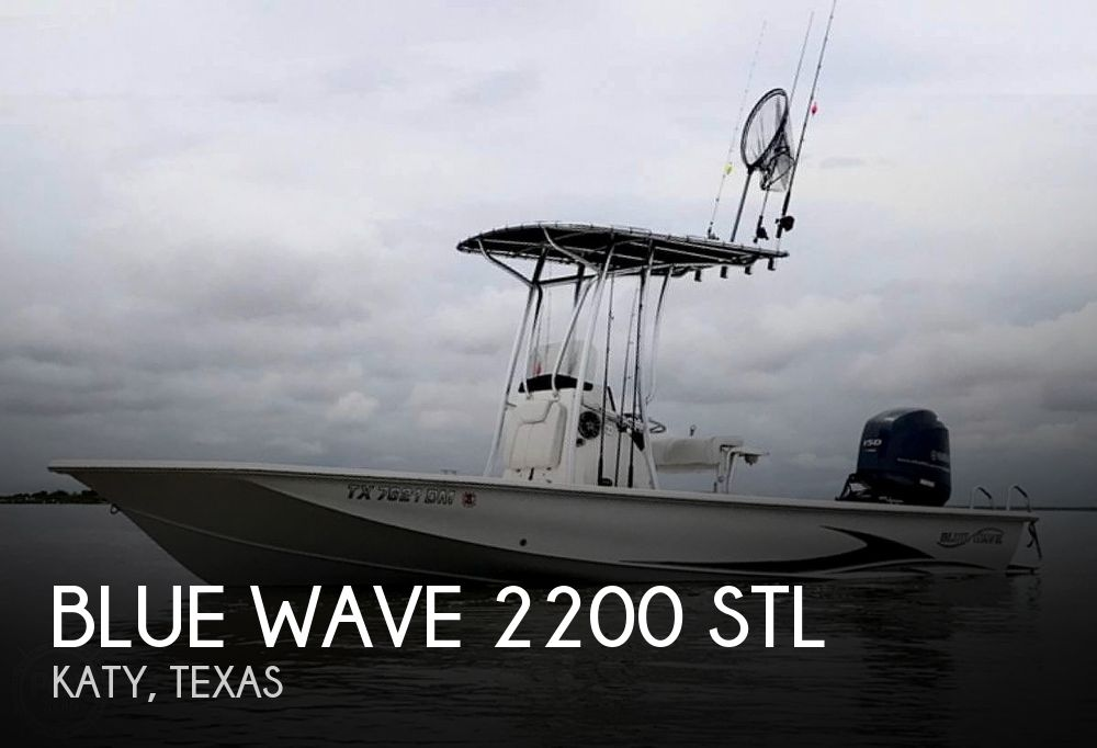 Used Blue Wave Boats For Sale by owner | 2016 Blue Wave 2200 STL