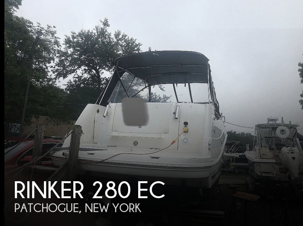 Used Rinker Boats For Sale in New York by owner | 2009 Rinker 280 EC