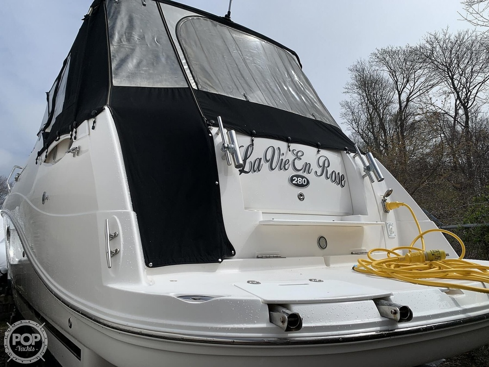 2009 Rinker boat for sale, model of the boat is 280 EC & Image # 6 of 40