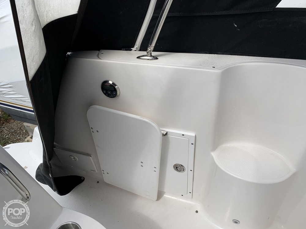 2009 Rinker boat for sale, model of the boat is 280 EC & Image # 23 of 40