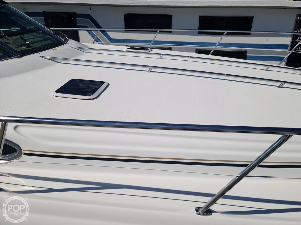 2003 Sea Ray boat for sale, model of the boat is 380 Sundancer & Image # 25 of 40