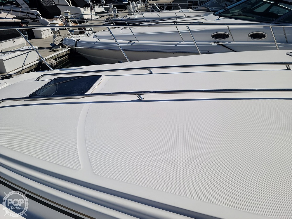 2003 Sea Ray boat for sale, model of the boat is 380 Sundancer & Image # 19 of 40